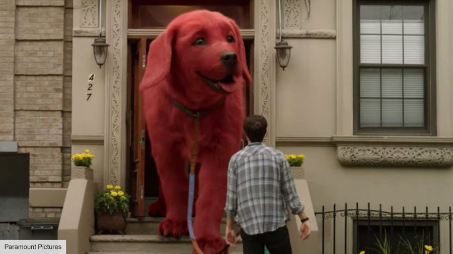 Clifford the Big Red Dog movie trailer shows first look at CGI pup   The  Digital Fix