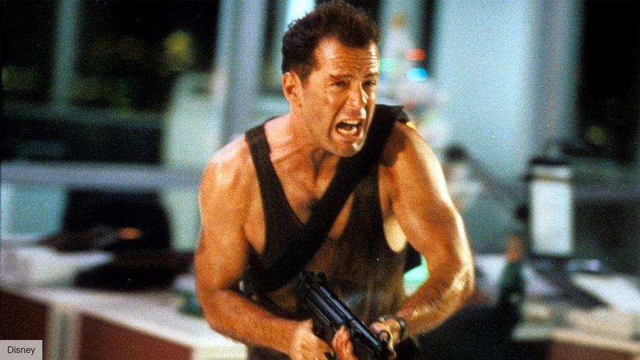 Best action movies: Bruce Willis in Die Hard