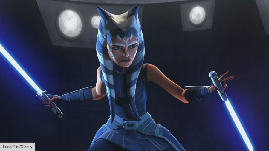Star Wars: Ahsoka Tano in The Clone Wars