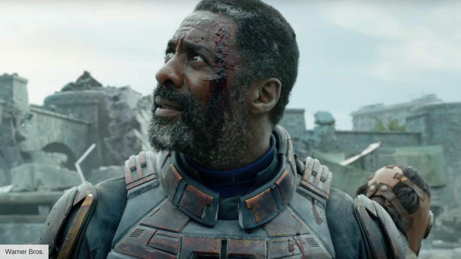 James Gunn wrote The Suicide Squad role Bloodsport for Idris Elba: Idirs Elba in Suicide Squad