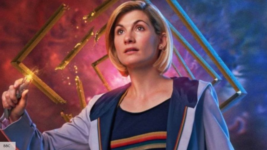 Jodie Whitaker as Doctor Who