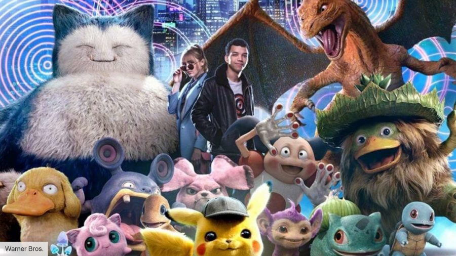 Netflix is making a live action Pokemon