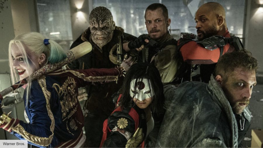 release the ayer cut: the cast of Suicide Squad