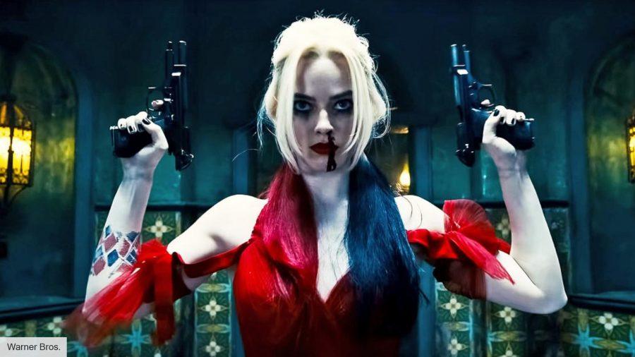 suicide squad Margot Robbie mission mode