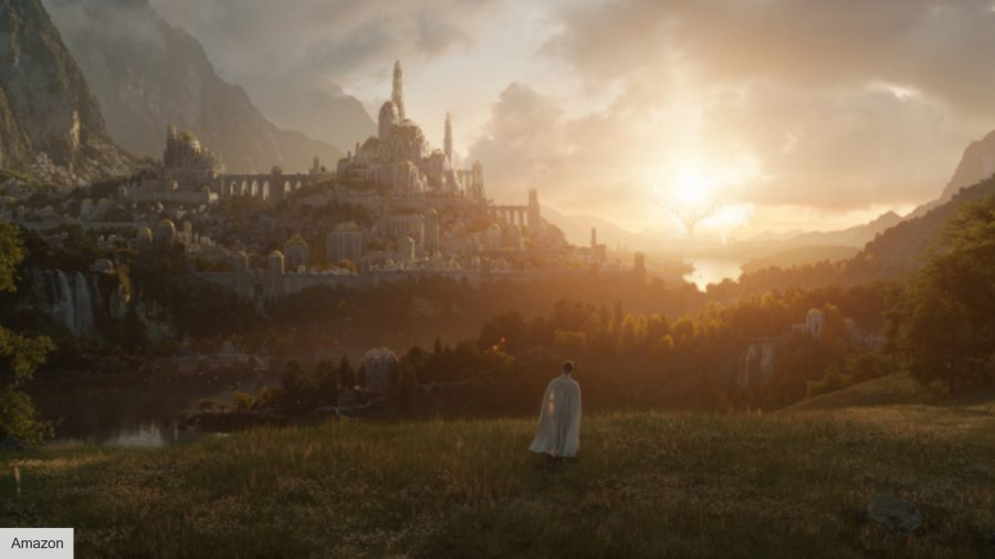 Lord of the Rings: Amazon first look at new TV series