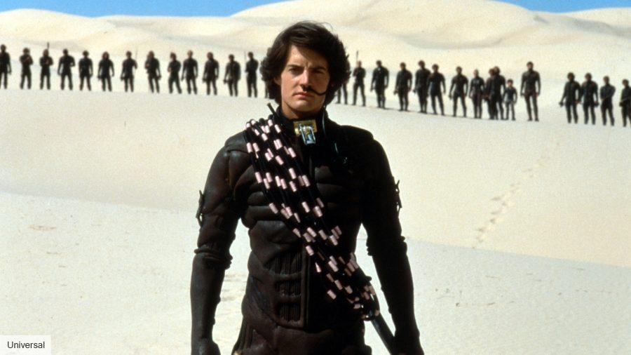 Kyle MacLachlan in David Lynch's Dune