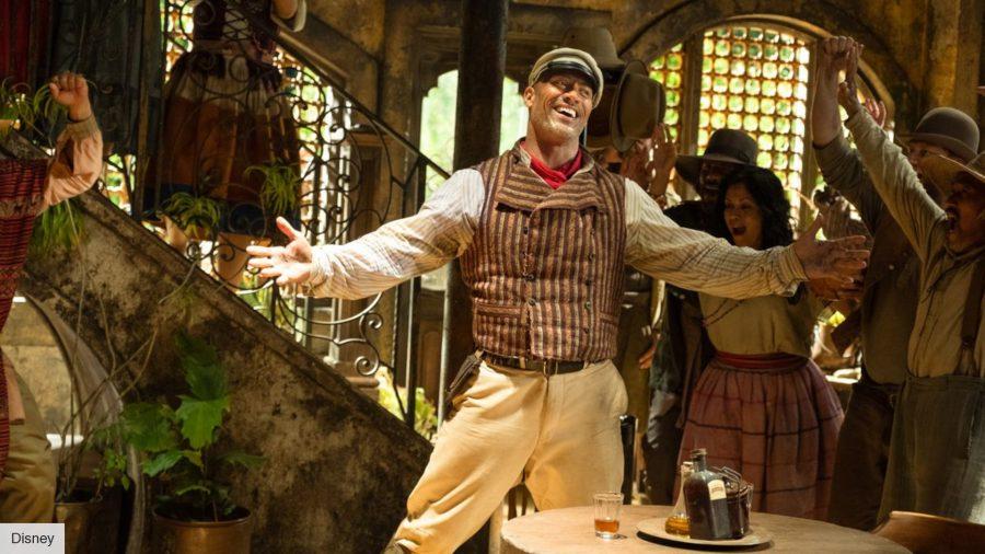 Jungle Cruise: Dwayne Johnson as Frank Wolff