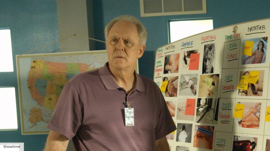 John Lithgow in Dexter