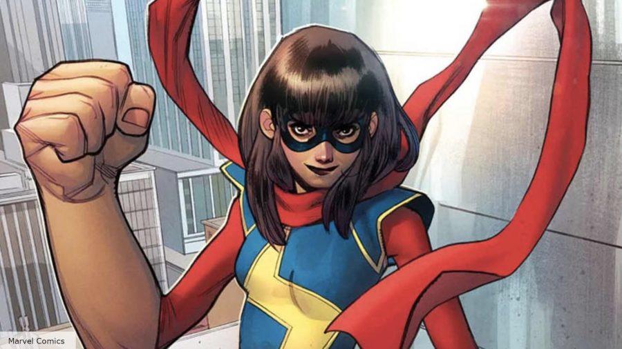 Ms Marvel delayed: Kamala Khan aka Ms. MArvel