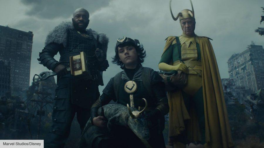 Loki: four Loki variants, including Richard E Grant's Classic Loki, in Loki