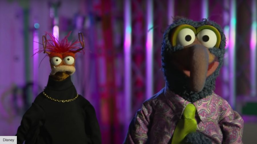 Muppets Haunted Mansion: Gonzo and Pepe announce the show for Disney Plus