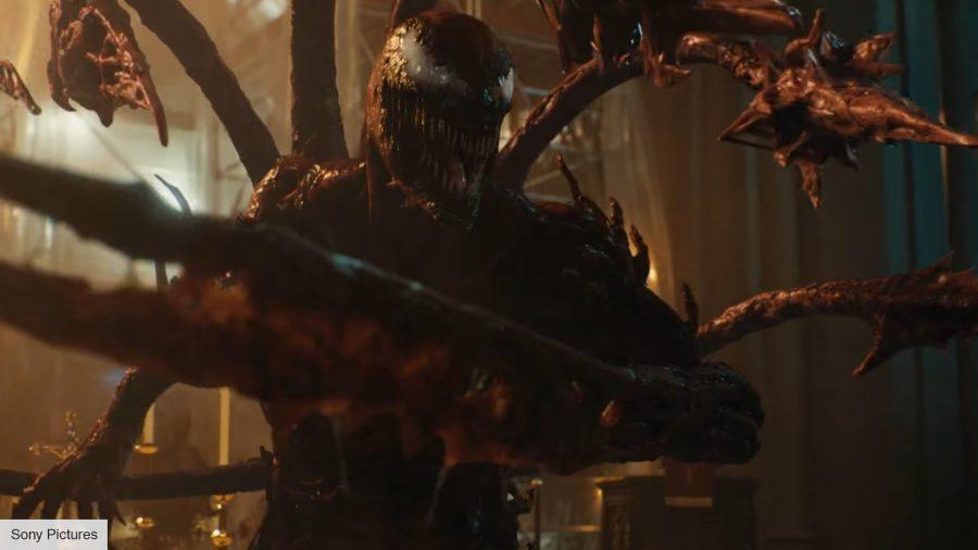 Venom 2: Carnage in Venom 2: Let There Be Carnage trailer