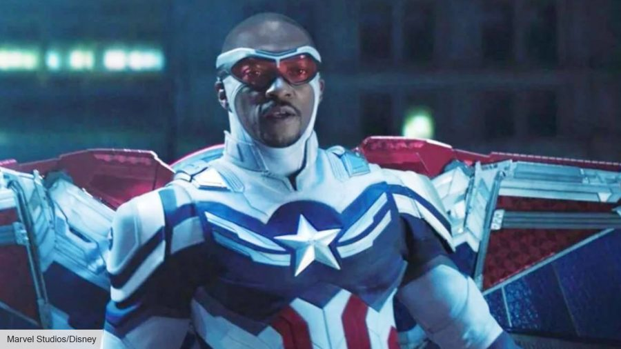 Anthony Mackie cast as Captain America in Captain America 4