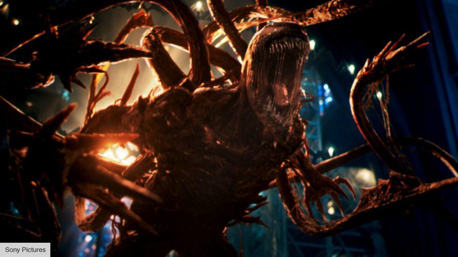 Best look at Carnage. Carnage in Venom 2