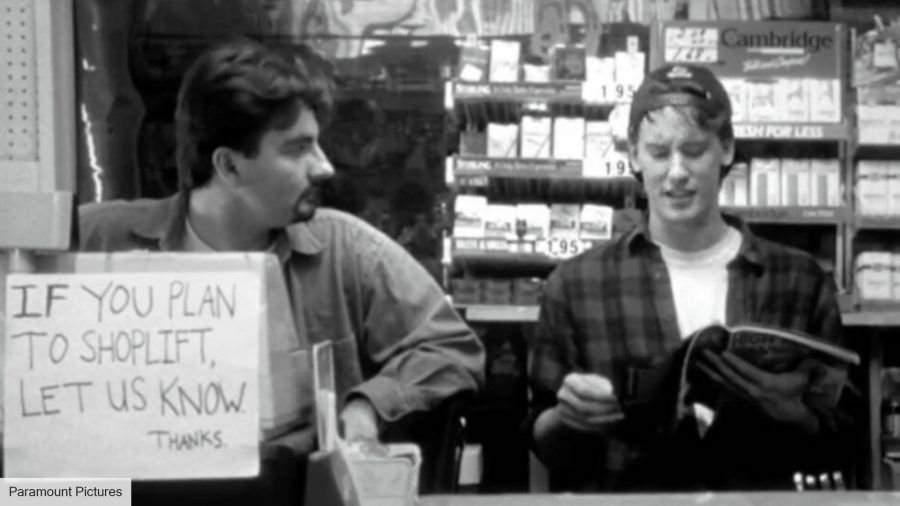 Clerks 3 will be filmed in black and white, and colour