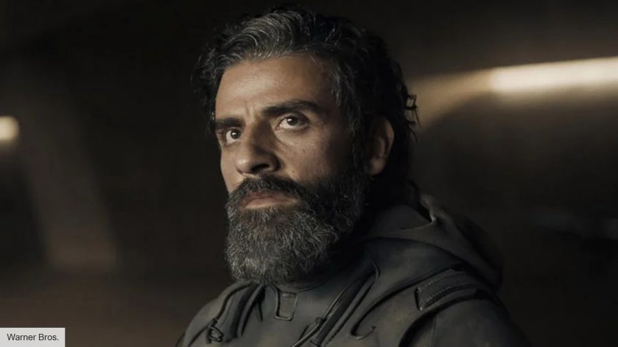 Oscar Isaac in Dune