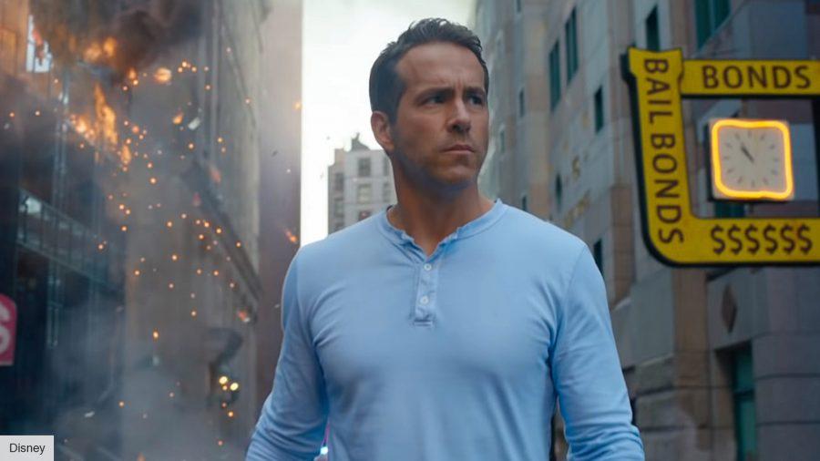 Disney want Free Guy sequel: Ryan Reynolds in Free Guy