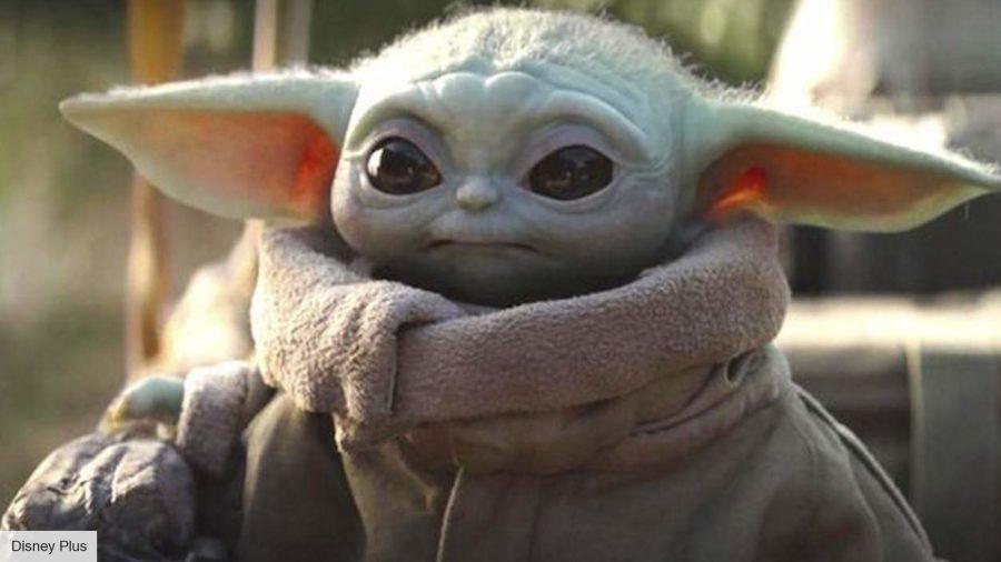 Grogu and Mark Hamill: Baby Yoda