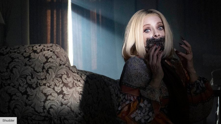 Barbara Crampton on Jakob's Wife and women in horror