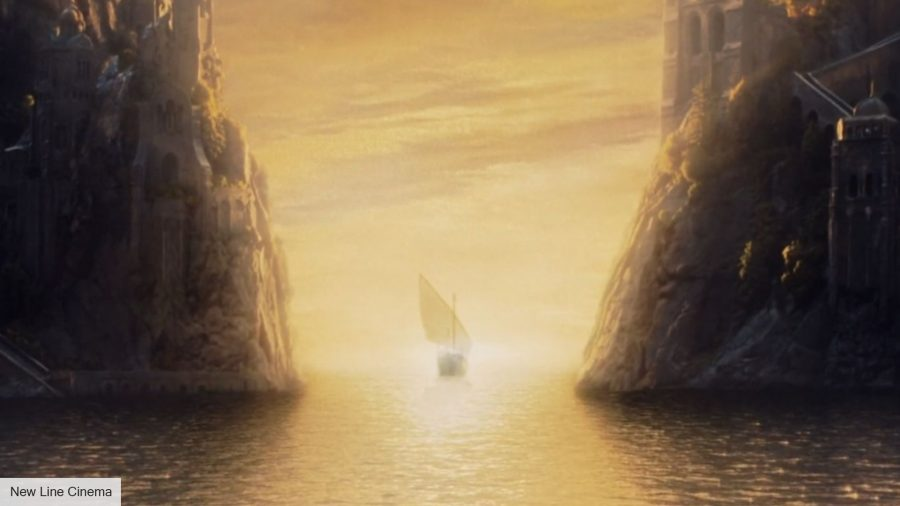 lord of the rings tv series: teaser explained