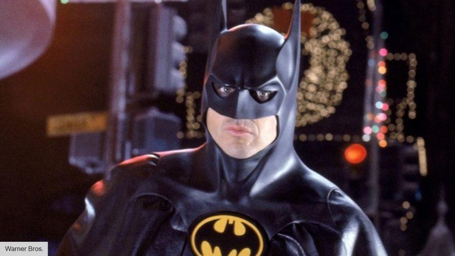 Michael Keaton Batsuit: Batman (1989)