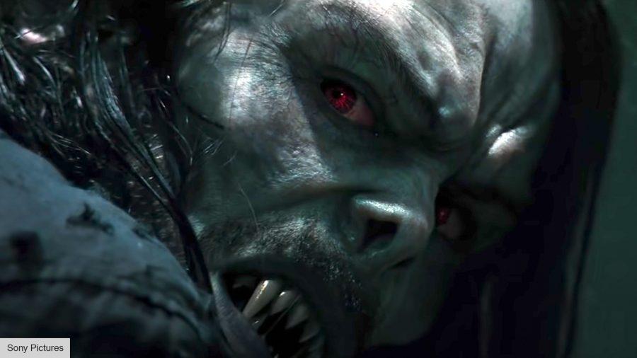 Morbius release date: Jared Leto as Morbius