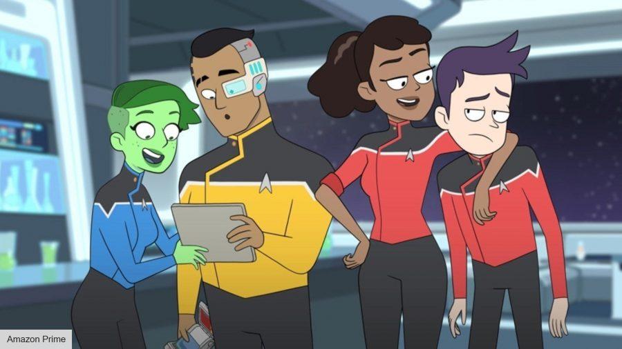 Star Trek: Lower Decks won't joke about these stories