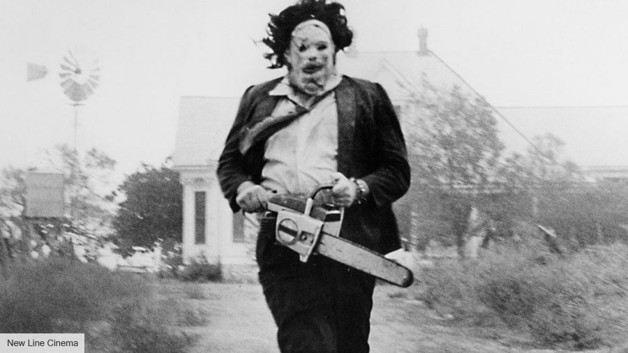 Leatherface in Texas Chain Saw Massacre