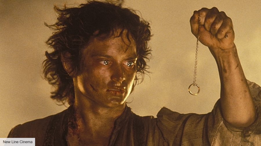 Frodo in The Return of the King