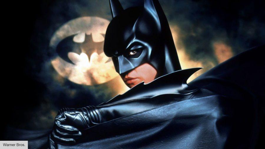 Val Kilmer hated wearing the batsuit: Val Kilmer in Batman Forever