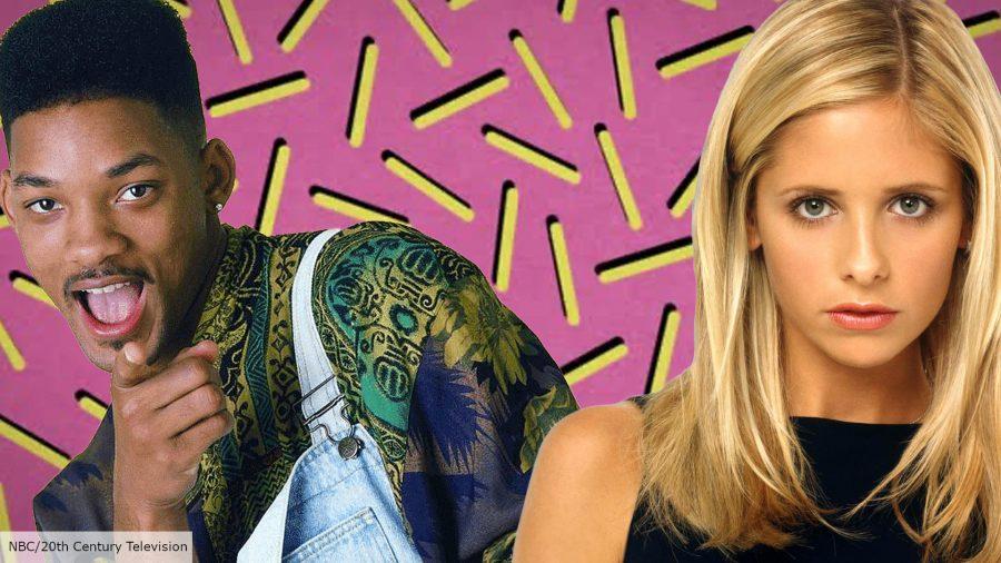 '90s TV shows: Header