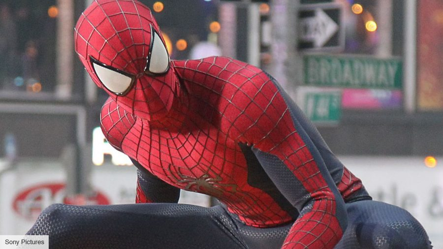 Andre Garfield the perfect Spider-Man
