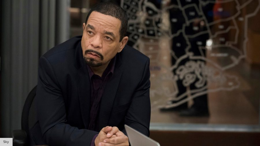 Ice-T in Law and Order: Special Victims Unit