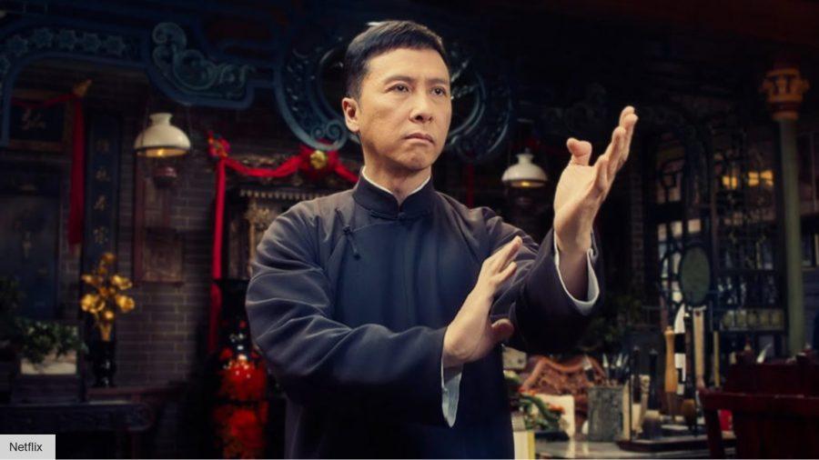 Donnie Yen in Ip Man 4