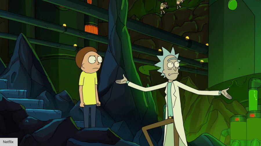 Rick and Morty season 5 finale