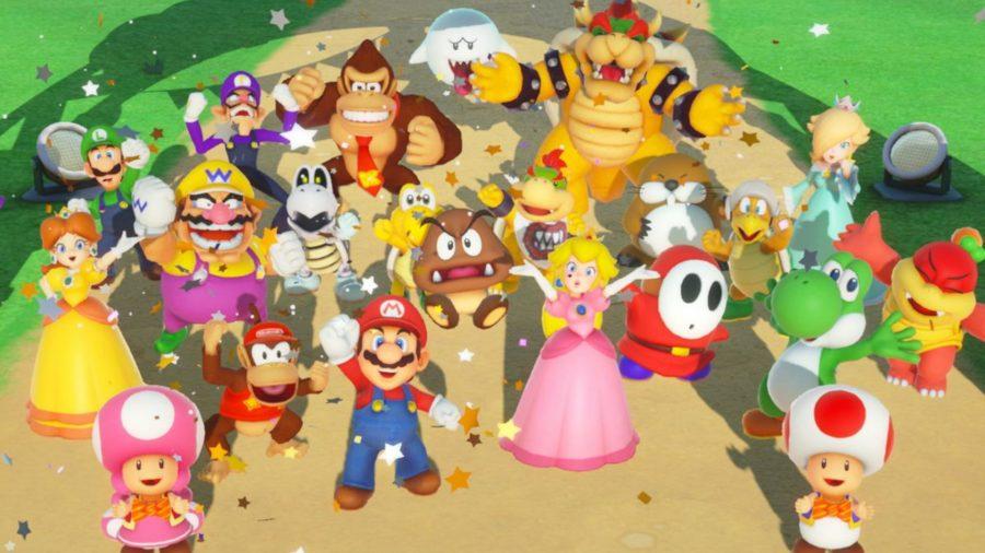 Super Mario movie release date