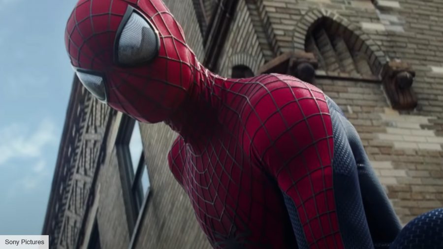 Andrew Garfield on the downside of Spider-Man
