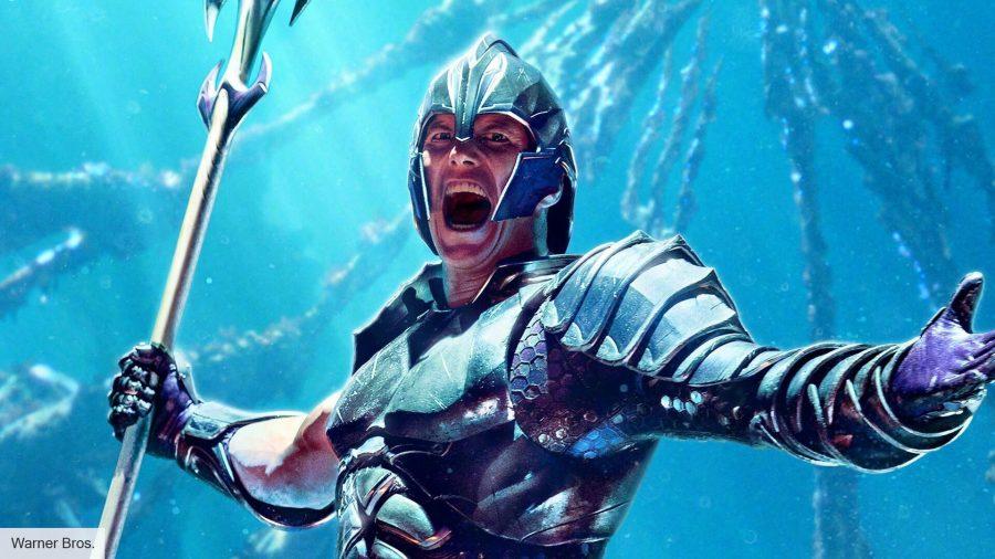 Aquaman 2 director James Wan shares first look at Patrick Wilson's new look