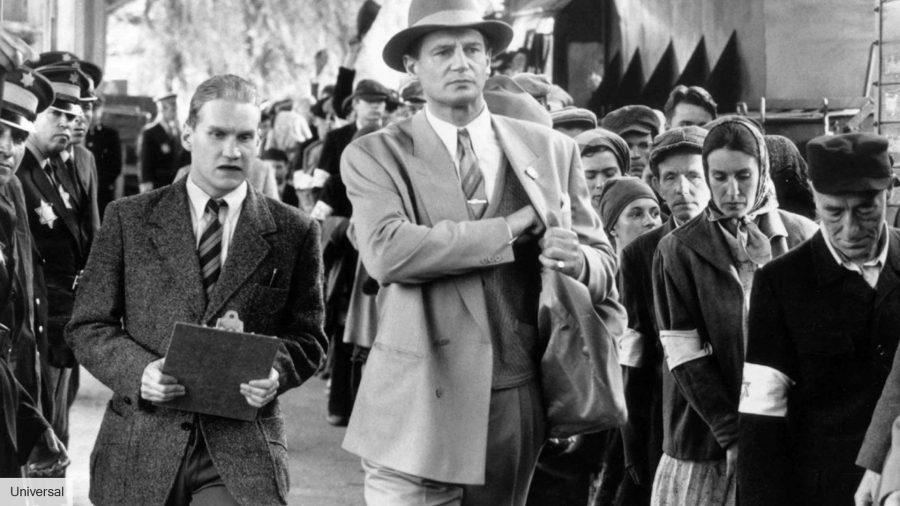Best drama movies: Schindler's List