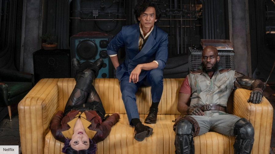 Cowboy Bebop live-action shares the first look at its opening title sequence