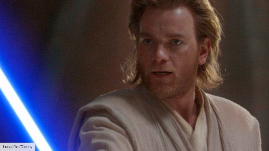 Ewan McGregors reaction to Attack of the Clones