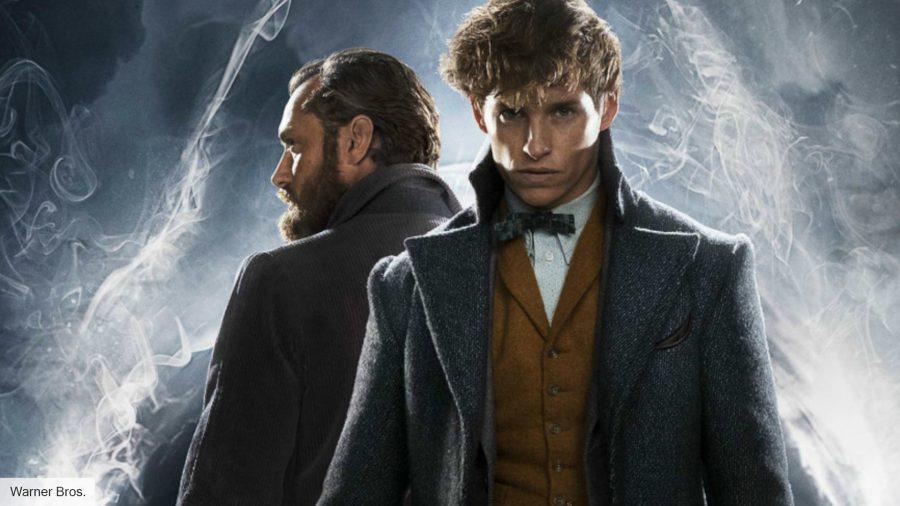 Fantastic Beasts 3 title