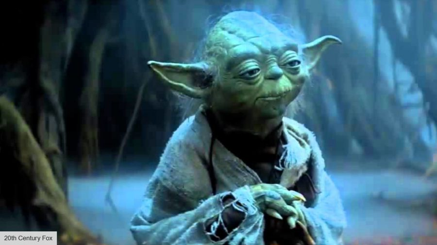 Frank Oz explains Yoda's voice's backstory
