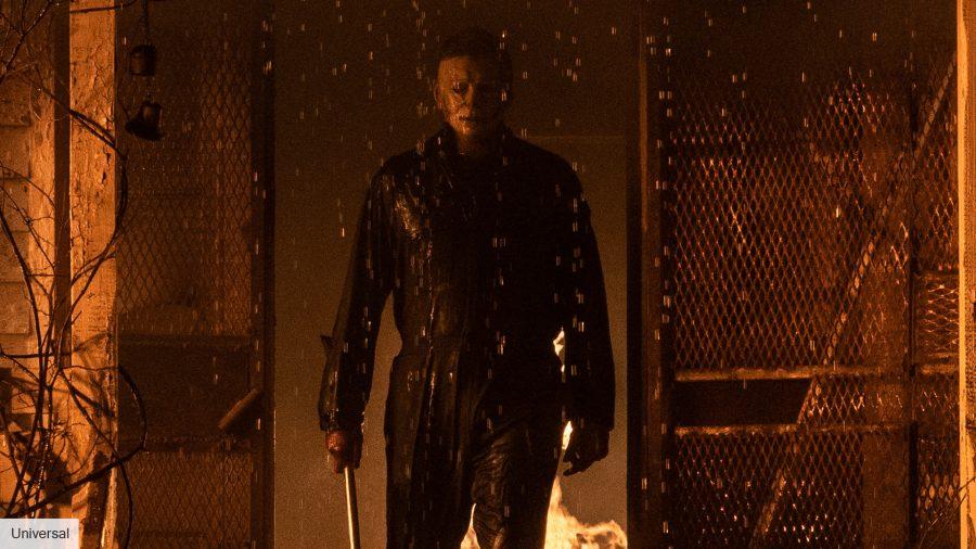 Halloween kills Review: Michael Myers
