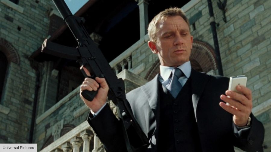James Bond casting director shares the process on choosing the next Bond