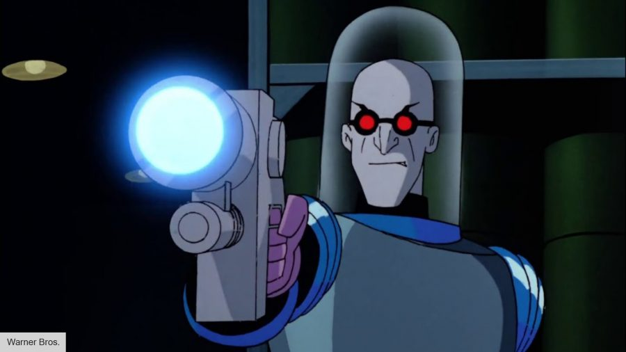 Mr Freeze in Batman: The Animated Series