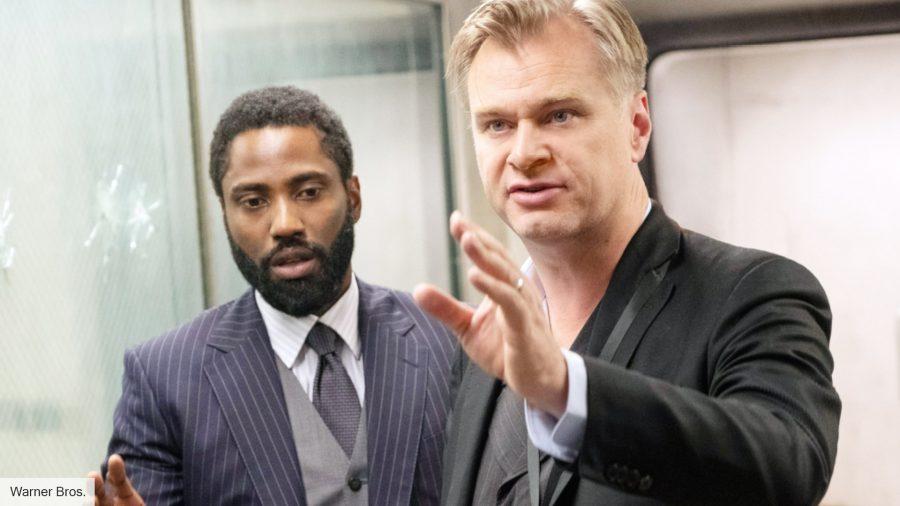 Christopher Nolan new movie