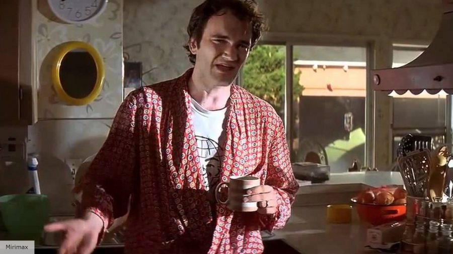 Quentin Tarantino defends putting feet in his movies