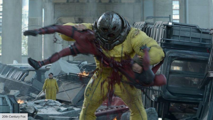 R-TAed Marvel Films: Deadpool 2