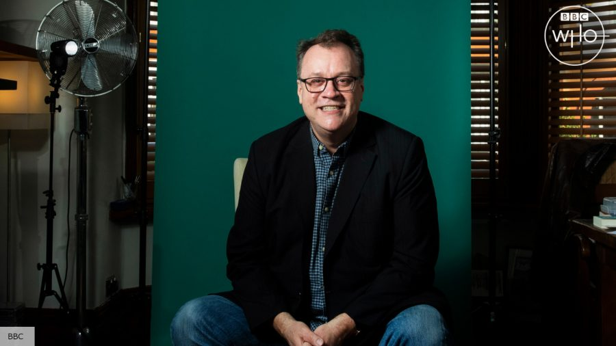 Russell T Davies as showrunner of Doctor Who